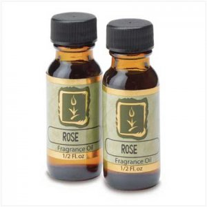 FRAGRANCE OILS-ROSE S/2