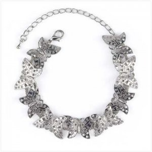 Lacework Butterfly Bracelet