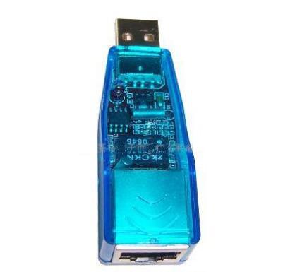 10/100 RJ45 Ethernet LAN to USB 2.0 Adapter Converter,usb lan card,usb network card,usb net card