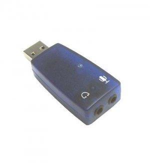USB Virtual 5.1 Audio Sound Adapter External Soundcard,usb sound card,usb audio card