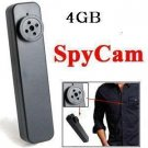 4GB Mini Spy Cam Button Video Camera Recorder 4G DVR