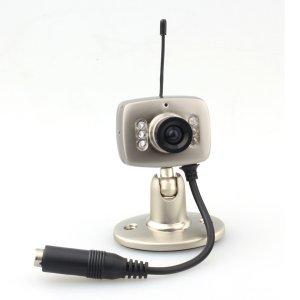 Wireless 2.4GHz Colour Bird Box Wildlife Camera IR Night Vision 380TVL