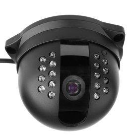 SONY Dome Camera with 18 LED IR Surveillance