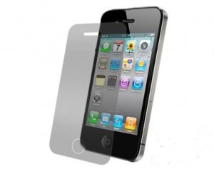 3 for Apple iPhone 4G Anti-Glare Screen Protector Guard