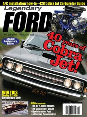 2-Year Subscription to Legendary Ford Magazine - US Only