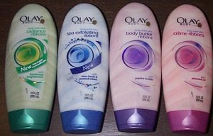 Olay Ribbons Body Wash - BLUE