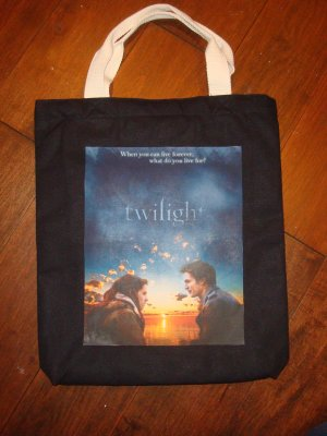 Edward and Bella Sunset Tote