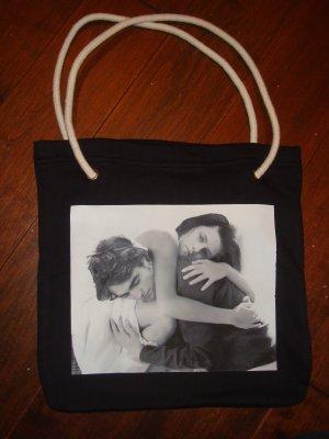 Edward and Bella Embrace