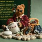 Retired Boyds Bearstone Club Cookie Queen Velma Jan NIB