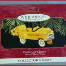 1997 Hallmark Ornament Kiddie Car Murray Dump Truck