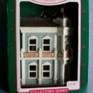 1988 Hallmark Ornament Hall Bro's Card Shop 5TH In Series
