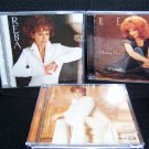 5 CD's: Reba McEntire Starting Over, Faith Hill Breathe
