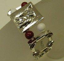 Alabama Crimson Tide Photo Bracelet