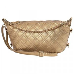 Embassy� Gold Polyester Purse