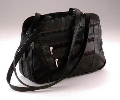 Maxam® Brand Solid Genuine Lambskin Leather Purse