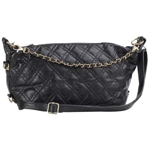 Embassy� Black Polyester Purse