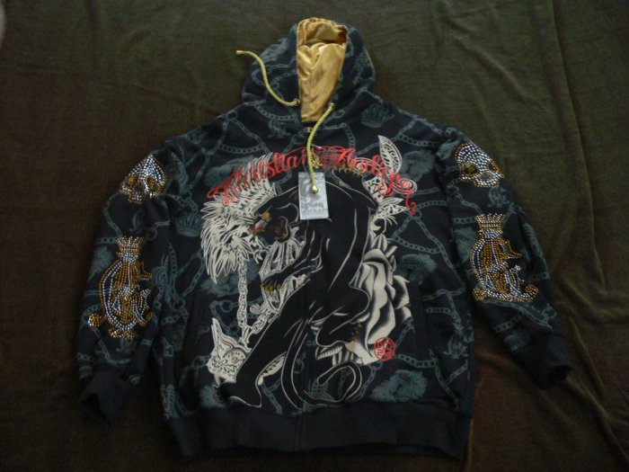 Christian Audigier- Fighting Panther
