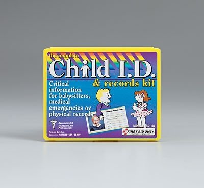 Child ID and Records Kit