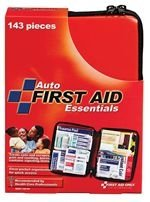 143 Pc Auto First Aid Kit