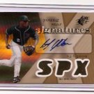 2007 SPX Young Stars BJ Upton Auto