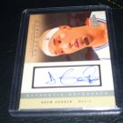 2003-2004 Drew Gooden Auto 10/63 Fleer Platinum 03-04!