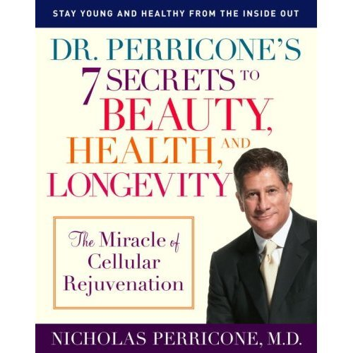7 Secrets to Beauty , Health and Longevity by Nicholas Perricone MD Ebook