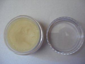Vanilla and Chocolate Swirl Lip Shine (With Golden Tint)