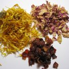 Calendula, Rose Hips and Rose Petal Bath Tea Bags