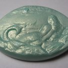 Mermaids 2 Juniper Berry Aloe and Olive Oil Glycerin Soap