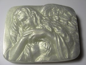 White Angel 2 Euphoria Aloe and Olive Oil Glycerin Soap