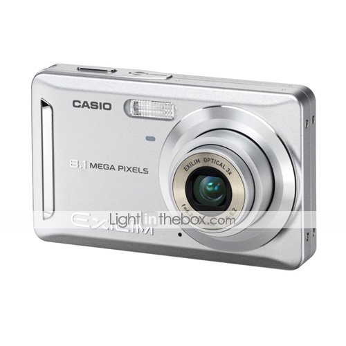 Casio EXILIM EX-Z9 8.3MP Digital Camera