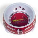 Cardinals Dog Bowl (Large)