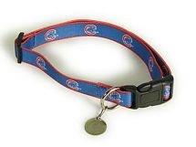 Cubs Collar - Design #2 (Med/Lg)