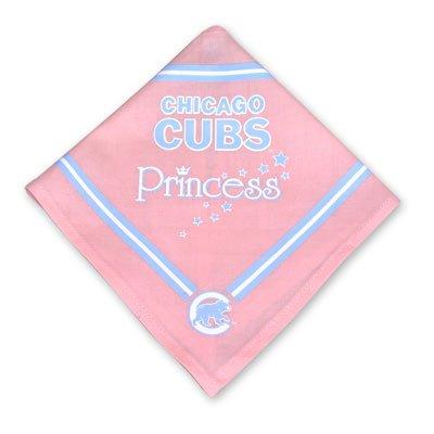 Cubs Pink Bandana (Med/Large)