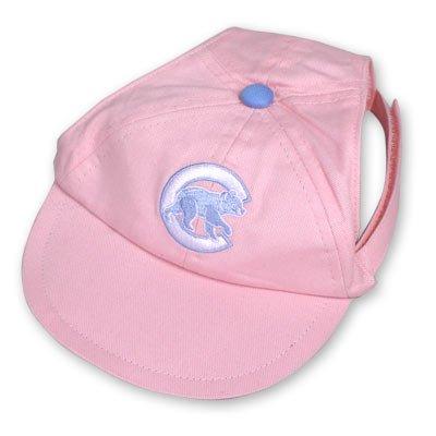 Cubs Pink Cap (Med/Lg)