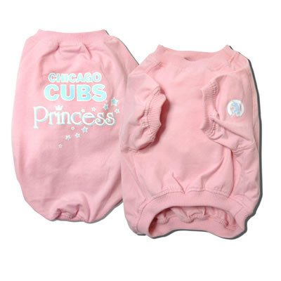 Cubs Princess T-Shirt (X-Large)