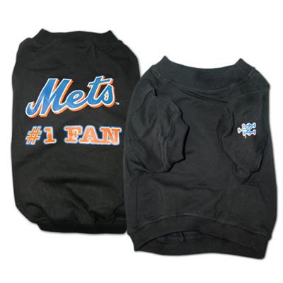 Mets #1 Fan T-Shirt (Large)