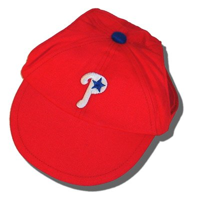 Phillies Cap  (Med/Lg)