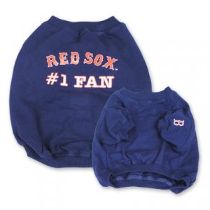 Red Sox #1 Fan Tee (X-Large)