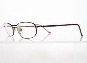 ELLEN TRACY E1229 Light Brown Eyeglass Frames