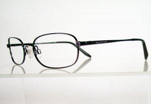 ANNE KLEIN 6112 Black Eyeglass Frames