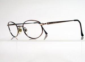 ANNE KLEIN 6010 Antique Gold Eyeglass Frames