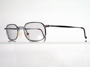 ALEXANDER JULIAN AJ2 Graphite Eyeglass Frames