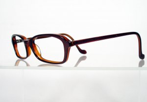 "CANDIE'S #91 ""Shine"" Burgundy Eyeglass Frames"