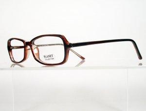 PLANET Collection 3528 Deep Wine Eyeglass Frames