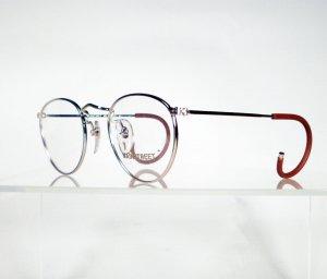 MAINSTREET 821 Gold Flexible Arm Eyeglass Frames