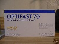 SEALED CASE OPTIFAST 70 VANILLA, NEWEST EXPIRATION