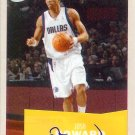 2007 topps 50th Anniversary Josh Howard auto