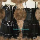 Sexy Lolita/Anime Cosplay Costume Corset & Skirt S