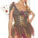 M/L~ Leg Avenue Garden Fairy Costume w/Wings